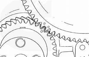 Looking For Timing Marks From Crank Gear To Cam Gear On A 8 3 L Cummins Serial Number 45045863