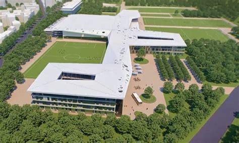 Dfb Akademie In Frankfurt Am by Dfb Akademie Auf Dem Galopprennbahn Areal Baustart 2018