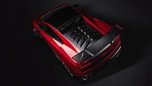 Red Lamborghini Gallardo Stradale HD Wallpaper - WallpaperFX