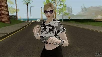 Gta Skin Female San Andreas Map Normal