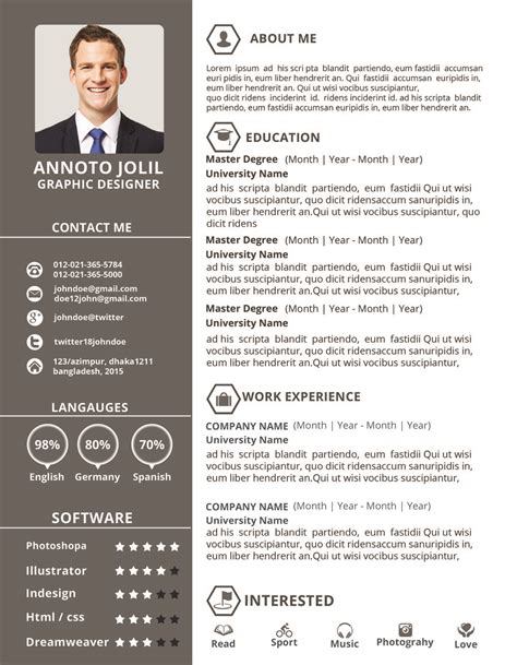 New Cv by New Look For My Cv Resume Freelancer