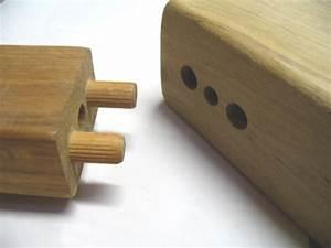 Fabriquer Tenon Mortaise : tourillon bois le bouvet ~ Premium-room.com Idées de Décoration