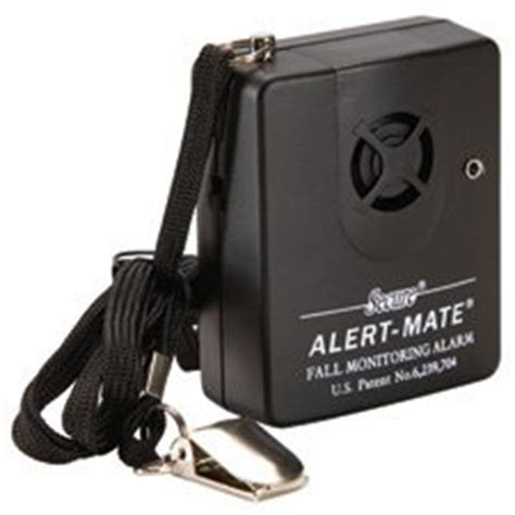 secure 174 personal pull cord tab alarm monitor