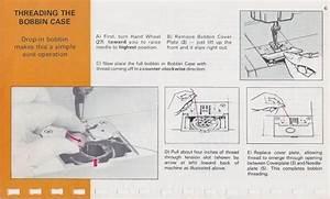 Kenmore 158 16800 Sewing Machine Instruction Manual