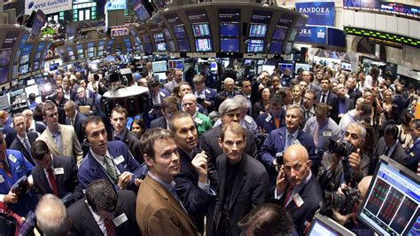 The death of equities: New York Stock Exchange sold for $8 ...