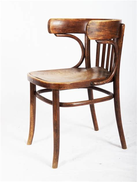 chaise bistrot thonet bistro dining chair by michael thonet 1920s for sale at