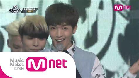 Mnet [엠카운트다운] Ep390  알파벳(alphabat)  답정너(oh My Gosh