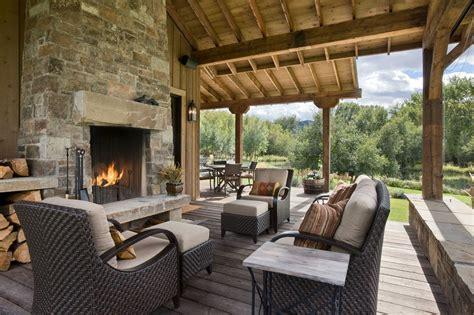 amazing rustic deck designs   enhance  outdoor living