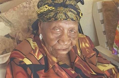 Update Jamaican Woman Now Oldest Person Alive