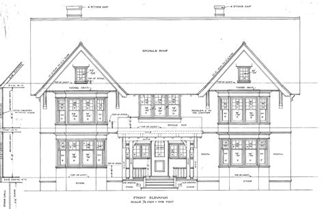 house drawings plans modern house drawing perspective floor plans design