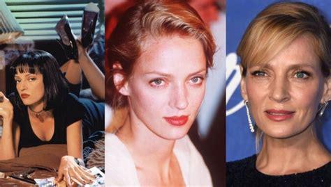 Talantīgā un valšķīgā Tarantino mūza: aktrisei Umai ...