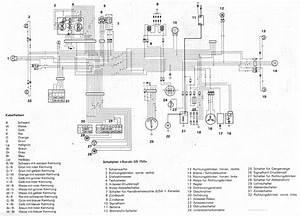 Schaltplan Stromlaufplan Suzuki Gs 550 Suzuki Gs 750