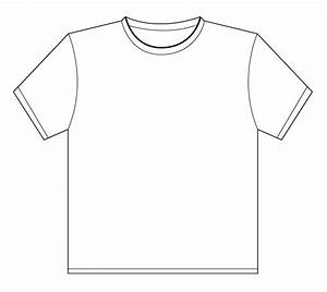 t shirt outline printable clipart best With create a t shirt template