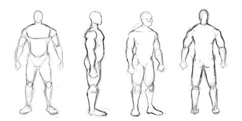 blender male template model sheet cartoon concept 3d pesquisa google drawing