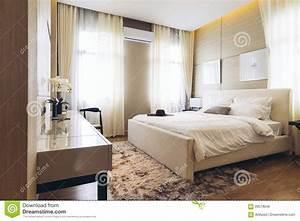 Modele De Chambre A Coucher Moderne : house mod le moderne italien chambre coucher photo stock image 69579246 ~ Melissatoandfro.com Idées de Décoration