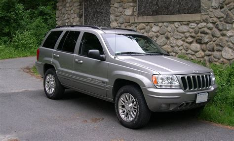 Jeep Grand Cherokee 4 7 V8 H O