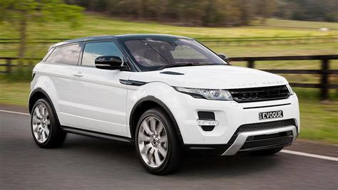 Range Rover Evoque Used Review  20112013 Carsguide