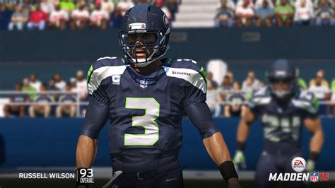 madden  ratings seattle seahawks