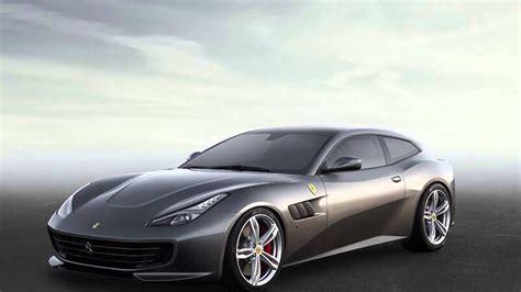 All New Ferrari Four-seater Gtc4lusso Revealed!!