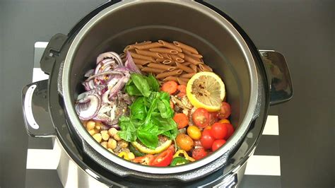 Make Onepot Pasta That Doesn't Suck! Power Pressure
