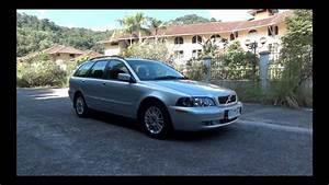 2003 Volvo V40 2 0t Start