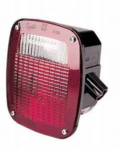 Grote 53792  U2013 Ford U00ae Stop Tail Turn Box Light  Lh W