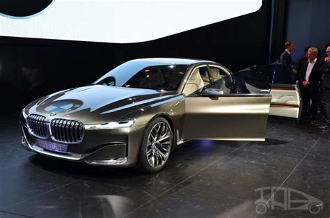 Bmw Vision Future Luxury Concept (updated With Videos