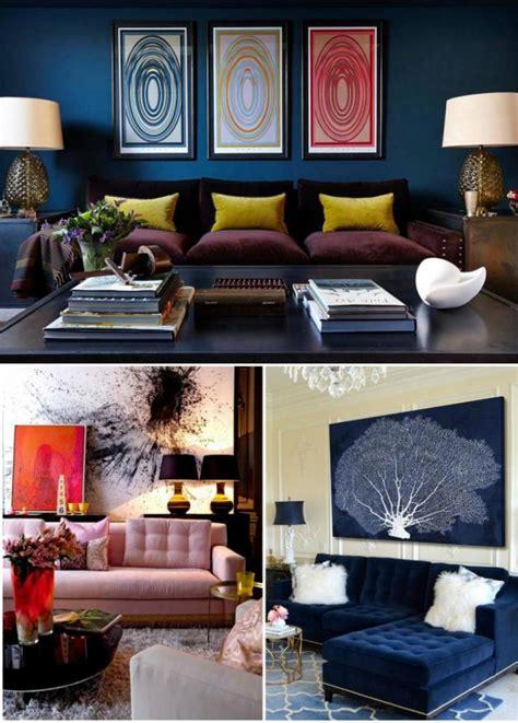 velvet sofa ideas inspirations