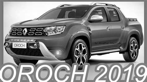Renault Oroch 2019 by Render Renault Duster Oroch 2019 Renaultduster