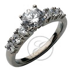 titanium wedding rings for titanium engagement rings titanium engagement rings for