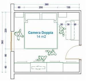 Stunning Progettare Camera Da Letto Contemporary House