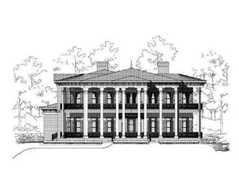colonial luxury house plans luxury home plans walkout basement luxury craftsman home
