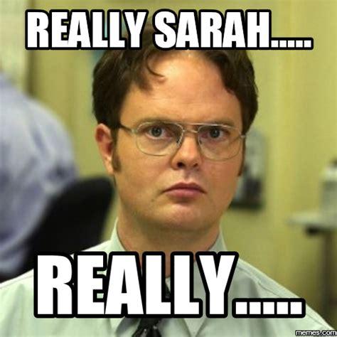 Sarah Meme - home memes com