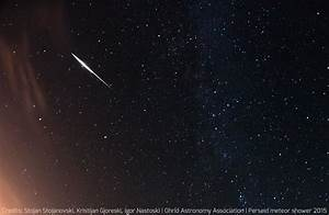Perseid Meteor Shower 2018: When, Where & How to See It