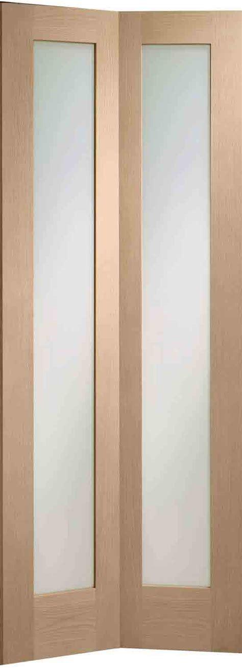 glass panel bifold closet doors