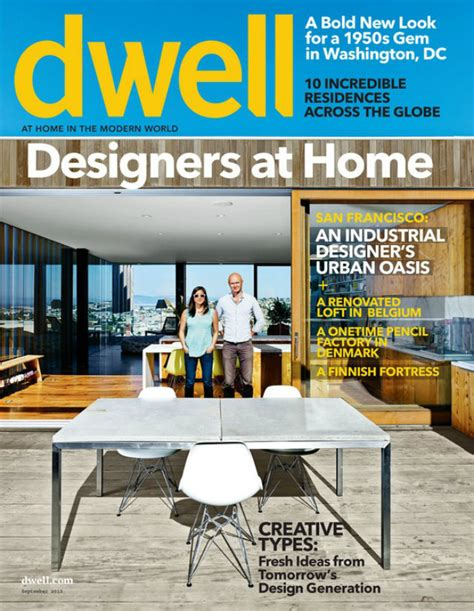 Inspirations & Ideas The Hottest Architectural Magazines