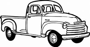 Simple Car Coloring Pages Printable (11 Image) - Colorings.net