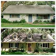 Before Amp After Ranch House Curb Appeal