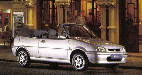 The cars : Rover Metro/100 cabrio development story - AROnline