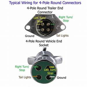 7 Pole Round Wiring Diagram
