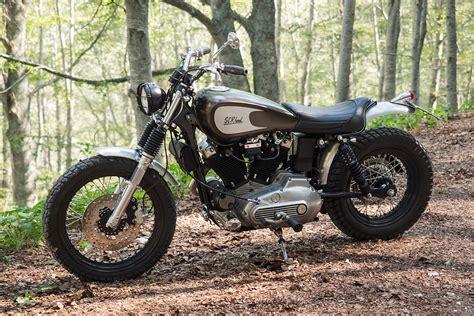 'scrhead' Harley Davidson Scrambler