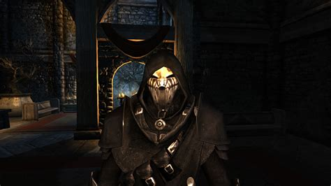 Mask At Skyrim Nexus