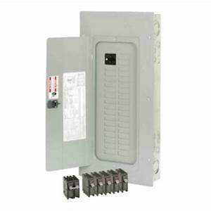 Eaton 100 Amp 30 Circuit Type Br Main Breaker Load