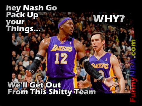 Funny Clips in January NBA Games 2013 | NBA FUNNY MOMENTS