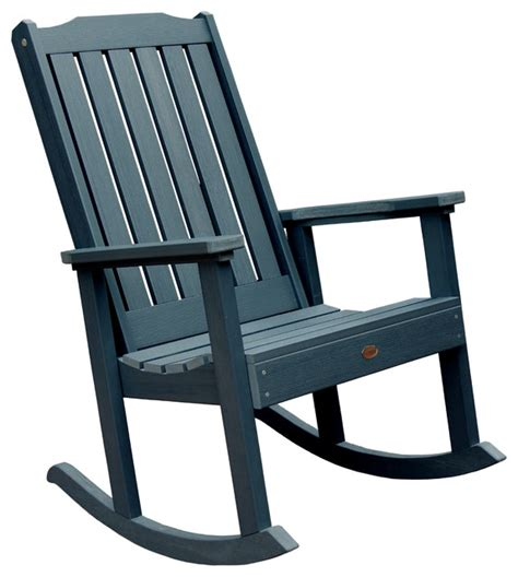 lehigh rocking chair contemporary outdoor rocking