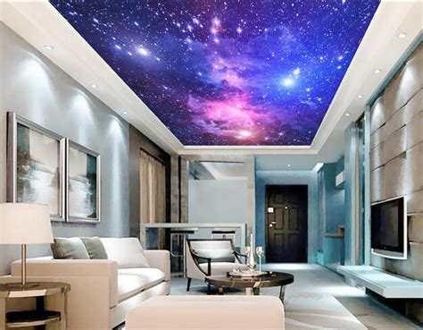 dream day perspective ceilings  wallpaper tv background