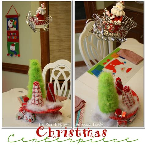 googlefsg 2012 christmas center piece cemterpiece table decorating ideas centerpiece the real thing with the coake family