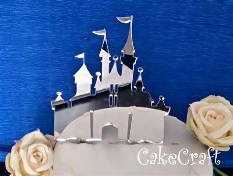 Acrylic Disney Princess Castle Birthday,wedding Cake