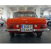 Fiat NSU Neckar 1500 TS Coup&233 Siata &171 Movisti Classic