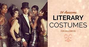 34 Awesome Literary Costume Ideas For Halloween WPRO FM